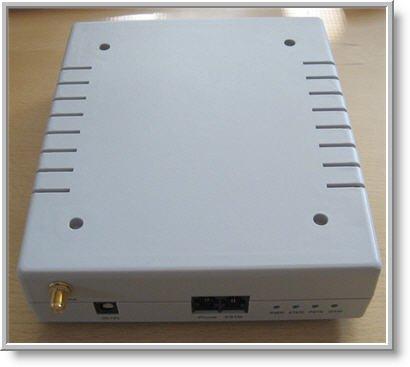GSM 850/900/1800/1900 MHz VOIP Gateway MV-370