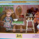 KELLY AS GOLDILOCKS and the THREE BEARS STORYBOOK DOLLS SET NRFB