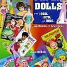 PAPER DOLLS of the 1960s 1970s and 1980s Ident & Value