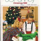 JC PENNEY WISH BOOK 1988 CHRISTMAS PENNEYS CATALOG
