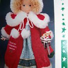 """ON SALE $95.00 ---- $65.00  15""""  HOLIDAY WISHES HOLLY HOBBIE  1990 Penneys NRFB"""
