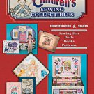 ENCYCLOPEDIA OF CHILDREN'S SEWING COLLECTIBLES BOOK   ID & VALUES