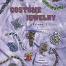 SIGNED BEAUTIES OF  COSTUME JEWELRY VOL II BOOK  Identification & Values