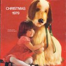 CHRISTMAS AT ALDENS 1979 WISHBOOK SPIEGELS CATALOG