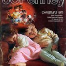 THE CHRISTMAS PLACE JC PENNEY 1972 CHRISTMAS CATALOG PENNEYS
