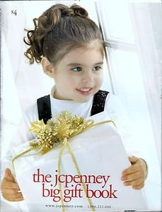 JC PENNEY GIFT BOOK WISH BOOK 1999 CHRISTMAS CATALOG PENNEYS