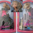 LIMITED EDITION 1992 VANNA WHITE CITY EVENING GOWN NRFB