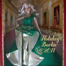 2011   HOLIDAY   BARBIE   DOLL   by Robert Best    NRFB BARBIE COLLECTOR