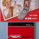 VERIZON WIRELESS LG VX5300i USER & QUICK REF.GUIDES
