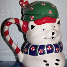 PRINCESS HOUSE COVERED BEAR MUG CONTAINER