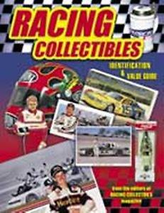 NASCAR RACING  COLLECTIBLES BOOK