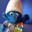 "1979 Berry Lovin' 14""  BEAN BAG SMURF  T-Shirt Smurf You Ganz Bros New with Tags"