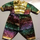 "MA GLITTERY CATERPILLAR JUMPSUIT 8"" Doll-Tagged NEW"