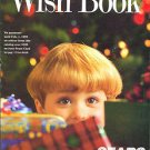SEARS WISH BOOKS FOR THE 1998 CHRISTMAS CATALOG