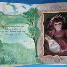 "MOTHER'S DAY GREETING CARD DOLL w/ BABY  6"" Brown Hair & Eyes 1997 NRFB"