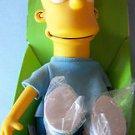 """BART SIMPSON YO DUDE!  11"""" DANDEE  CARTOON  CHARACTER  NRFB"""