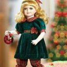 "14"" CHRISTMAS RACHAEL with ORNAMENT   NRFB"