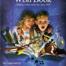 SEARS WISH BOOKS FOR THE 2003 CHRISTMAS CATALOG