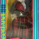 Vintage  © Mattel Inc.1980 DOLLS OF THE WORLD SCOTTISH  BARBIE  DOLL #3263 NRFB