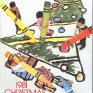 MONTGOMERY WARD  WISH BOOK  1981   CHRISTMAS CATALOG