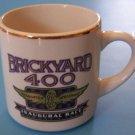 CERAMIC MUG BRICKYARD 400 1994 Indianapolis Motor Speedway COFFEE CUP MUG