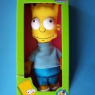 "1990 BART SIMPSON YO DUDE!  16"" DANDEE  CARTOON  CHARACTER  NRFB"