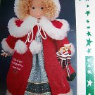 "15""  HOLIDAY WISHES HOLLY HOBBIE  1990 Penneys NRFB"