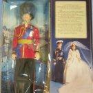 "1982  PRINCE CHARLES OF ENGLAND 12""  DOLL PALACE GUARD UNIFORM GOLDBERGER NRFB"