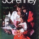 1973 JC PENNEY CHRISTMAS CATALOG WISHBOOK GREAT 70s -  PENNEYS