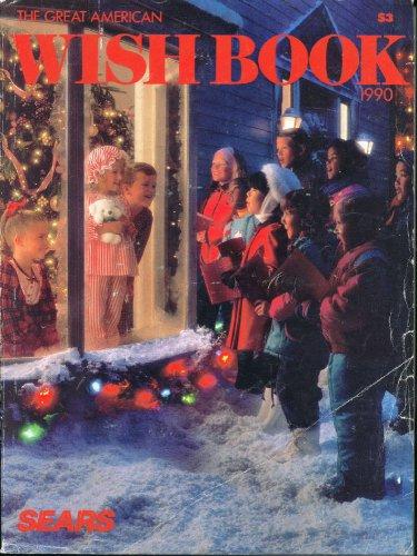 SEARS GREAT AMERICAN WISH BOOK 1990 CHRISTMAS CATALOG