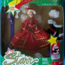 "JPI 6.5"" LIMITED CHRISTMAS ED HOLIDAY STARR MODEL AGENCY w/Bonus Outfit NRFB"