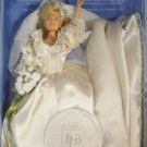 "1997  RBC PRINCESS DI DIANA OF WALES 11.5""  DOLL 2 1/2' Bridal Train NRFB"