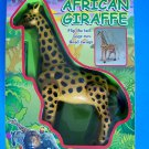 1999 Funmax Battery Operated AFRICAN GIRAFFE Flip Tail-Legs Run, Head Sways NRFB