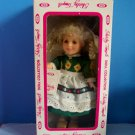 "Ideal Doll Collection 8"" SHIRLEY TEMPLE as HEIDI NRFB"