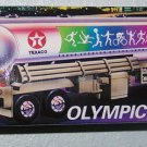 1996 TEXACO OLYMPIC GAMES TOY TANKER   Lights & Horn Work NRFB