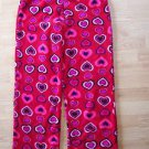 EVERYTHING LOVE SOFT PLUSH PAJAMA PANTS SIZE M (8-10) NEW w/Tags