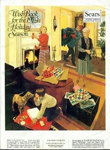 SEARS WISH BOOK FOR THE 1979 HOLIDAY SEASON CATALOG