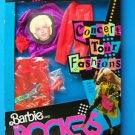Vintage 1986 BARBIE & THE ROCKERS CONCERT  FASHION #3392  Mattel NRFB HTF