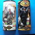 "2 stages of GEORGE BURNS life DOLLS 9"" Premier NRFB's"