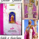 GRECIAN GODDESS BARBIE 1995 Great Eras Collection Collector Edition NRFB New