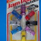 1988 TOOTSIETOY JAM PAC SPEEDSTERS DIECAST METAL TOUGH Set of 8 Vehicles MIP