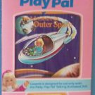 1987 IDEAL   PATTY PLAY PAL AN ADVENTURE INTO OUTER SPACE BOOK CASSETTE NRFP