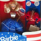 TOYS R US 1991 BARBIE FOR PRESIDENT GIFT SET CHOOSE DEMOCRAT OR REPUBLICAN