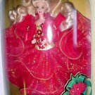 1993   HAPPY HOLIDAYS SPECIAL ED. RED   BARBIE  NRFB