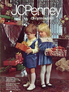 PENNEYS  WISH BOOK FOR KIDS 1981  CHRISTMAS PENNEY TOY CATALOG