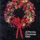 JC PENNEY WISH BOOK FOR THE 1982 SEASON CHRISTMAS PENNEYS CATALOG