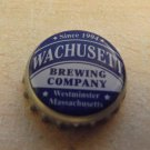 Wachusett Brewing Company beer bottle cap - Westminster, Mass.