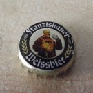 Spaten Franziskaner Weissbier beer bottle cap - Munich, Germany