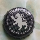 Ommegang Brewing beer bottle cap - Cooperstown, NY.