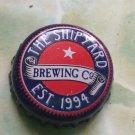 Shipyard Brewing beer bottle cap - Portland, ME.